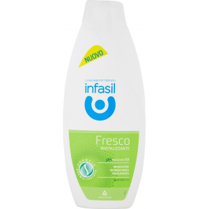 INFASIL Fresco rivitalizzante bagnodoccia 500 ml