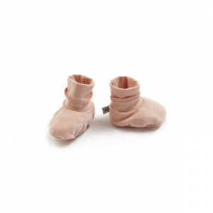 Scarpine babbucce neonato Pure Bamboom Rosa