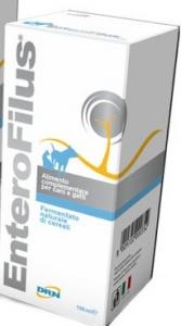 Enterofilus®, alimento complementare liquido per cani e gatti 100ml DRN