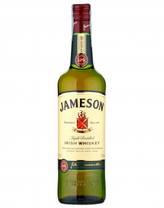Whiskey Jameson Irish Triple Distelled CL.70