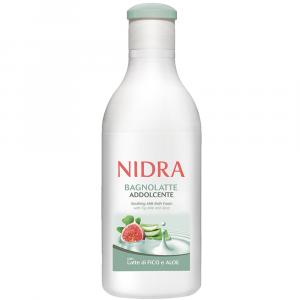 NIDRA Bagnolatte di Fico e Aloe Addolcente 750 ml