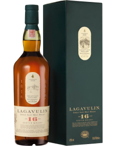 Whisky Lagavulin Scotch 16 anni CL.70