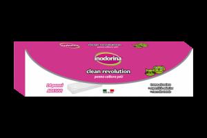 Clean Revolution Ricarica Panno cattura peli 14pz INODORINA
