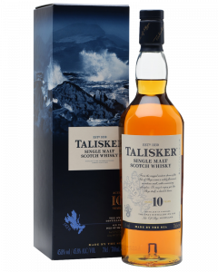 Whisky Talisker Single Malt Scotch CL.70