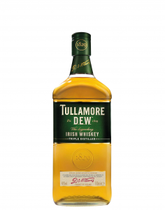 Whiskey Tullamore D.E.W. Irish