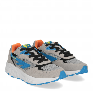 Hi-Tec Sneaker Shadow grey blue aurora