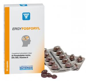 Nutergia Ergyfosforyl 60 Perlas