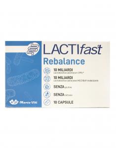 Lactifast Rebalance 10 capsule da 595 mg