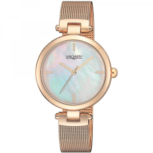 Vagary by Citizen orologio Flair, quadrante madreperla bianca, i.p.gold