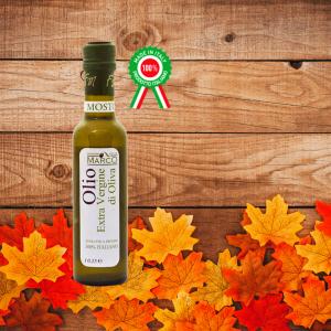Olio Extra vergine di oliva 0,25 l