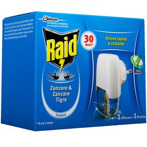 RAID Liquido Base + Ricarica 30 Notti