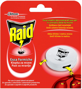 RAID Esca Formiche