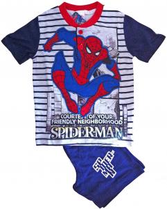 Pigiama Spiderman Mis. 7 Anni con Scatola