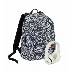 SEVEN - ZAINO REVERSIBILE BACKPACK MAZE