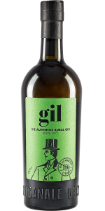 Gil The Authentic rural Gin CL.70