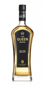 Grappa The Queen Moscato CL.70