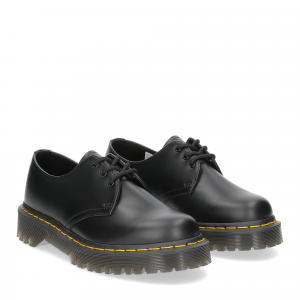 Dr. Martens Stringata Donna 1461 Bex black smooth