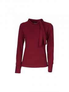 Maglia donna in tinta unita bordo' | moda invernale online