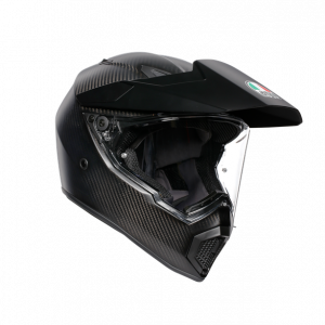 Casco AGV AX9 Matt Carbon