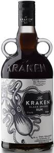 Rum The Kraken Black Spiced CL.70