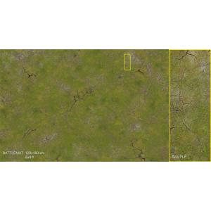Wargaming MAT - Grass Land 6' x 4'