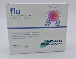 FLU 14 BUSTINE  Farmacia alla Madonna
