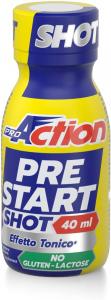 ProAction Pre Start Shot  40ml- Effetto Tonico