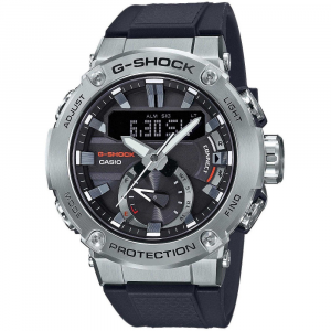 Casio G-Shock orologio analogico - digitale uomo - acciaio