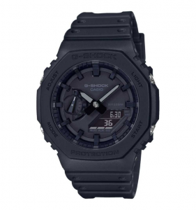 Casio G-Shock orologio digitale multifunzione, total black