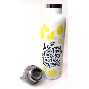 Bottiglia termica Limoni 750ml