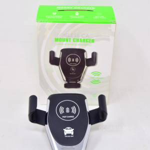 Support Car Phone With Refill Wireless