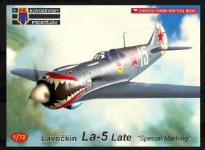 LA-5 Late
