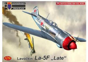 LA-5F Late