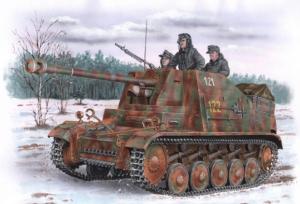 Sd.Kfz 131 Marder II