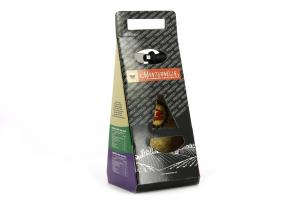 MANTUANELLA RISERVA NERA - triangolo regalo - 1 kg sottovuoto (peso variabile)