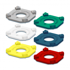 Blood Bowl 2020 Compatible Skill Markers Bases(x2)