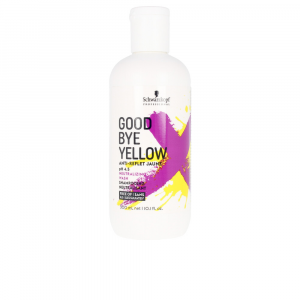 Schwarzkopf Goodbye Yellow Neutralizing Wash 300ml