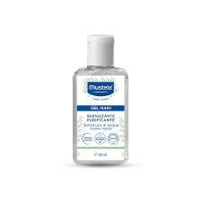 Mustela Gel Igienizzante e Purificante Mani 80 ml