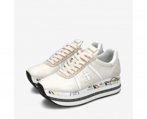 Sneaker donna PREMIATA  COL.4841 PANNA   ART.BETH