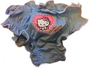 Sanrio Costume da Bagno Mare Neonata 12 Mesi Hello Kitty