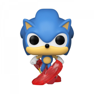 Sonic the Hedgehog POP! Vinyl Figure: RUNNING SONIC - SONIC 30th by Funko