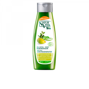 Naturaleza Y Vida Gel Doccia Aloe E Argan 500ml