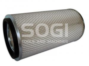 Filtro aspiratore sabbiatrice SOGI fil01 cabina di sabbiatura