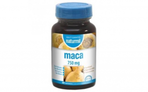Naturmil Maca 750 Mg 60 Comp