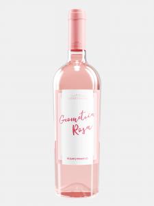 Geometria Rosa - Rosato IGT - Contrada Li Vecchi