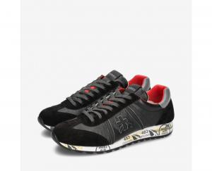 Sneaker uomo PREMIATA  COL.4932 NERO   ART.LUCY