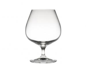 Calice cognac gambo corto 55cl vetro