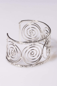 Bracciale rigido in metallo | vendita on line