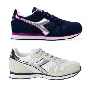 Diadora Donna Sneakers Simple Run Wn