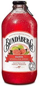 Bibita Bundaberg Guava Sparkling Drink CL.37.5
